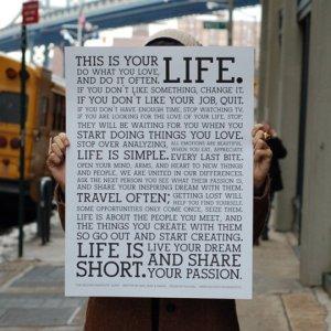 Read it! Own it!